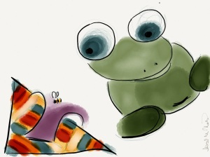 Frankly The Frog